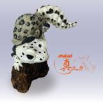 豹紋レオパ